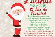Tutoriales 12 Días de Navidad