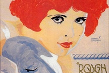 clara bow film posters //