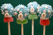 Winter,snow pops