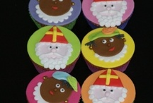 St. Nicolas cakes, cupcakes and pops