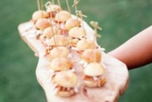 Wedding Food & Drink / Unique food and drinks for your wedding reception. / by Love & Lavender | Wedding Blog