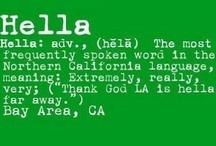 Yay Areaaa! / Hella Cali SF Bay Area Pride / by AnJeanette Nicole