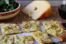 Flatbread Recipes / Flatbread recipes and more!