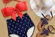 Style: maillot de bain // swimwear