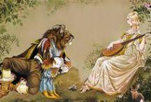 Schöne und das Biest/ Beauty and the Beast