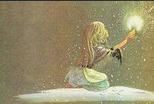 Kleine Mädchen mit den Schwefelhölzern/ Little Match Girl