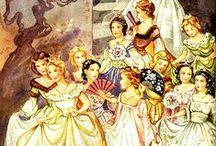 Zertanzte Schuhe/ Twelve Dancing Princesses