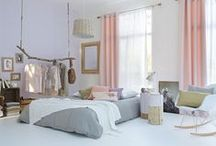 Home : Bedroom // Chambre