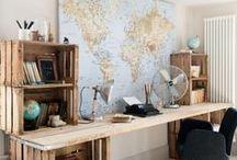Home : bureau // workspace