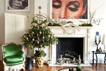 The Festive Feeling / A selection of our favourite festive ideas to inspire