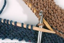 Tips and techniques in knitting
