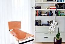 Home Sweet Home / Ideas to help make better use of space and create a cosy and fun home