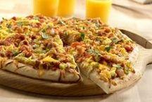 Breakfast Pizza Recipes / Breakfast pizza recipes by PMQ