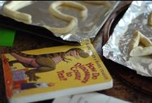 2016 Mark Teague inspired fun food / Make sweet treats inspired by the books of author/illustrator Mark Teague, honoree for the 2016 Children's Art & Literacy Festival in Abilene, Texas, June 9-11, 2016