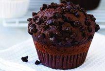 recepty - sladké - muffiny