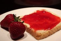 recepty - thermomix - marmelády, sladké pomazánky, krémy, šlehačka, ..