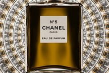 Faves - Parfum / A woman should wear perfume wherever she wants to be kissed  - Coco Chanel - / by Jules