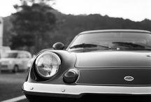 My favorite cars / 何はともあれ、大好きなクルマたち
