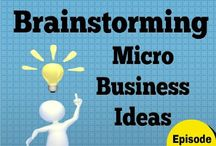 Micro Business Ideas / Looking to start your own business? Here are some great micro business ideas to get you going. Most of these ideas are ideal for teenagers, but adults might like them too! Find more help at MicroBusinessForTeens.com. Good luck!