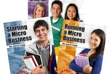 Micro Business Books / Do you need help getting your micro business off the ground, teens? Have questions about taxes, shipping, etc? Find answers to your micro business questions in my book series, Micro Business for Teens and website MicroBusinessForTeens.com!