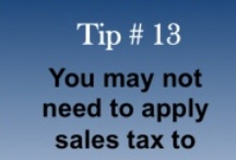 Business Tips for Writers / Writers, do you have questions about your writing business? Look no further! Some are helpful tips from fellow authors and business owners. Others come straight from my book, Business Tips and Taxes for Writers. Pick up a copy today at TaxesForWriters.com!