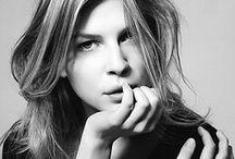 Clémence Poésy / born October 1982 French actress and fashion model