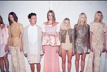 from a catwalk / Haute Couture, Prèt-à-Porter, Backstages!