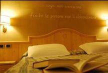 °Sweet dreams° Buona Notte / ...dove volete voi: nelle sofisticate suite o nelle raffinate camere Belvedere...è sempre un Dolce Dormire Al Piccolo!