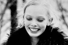 Tanya Dziahileva / born 4 January 1991 Belarusian model