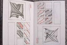 Tangle Patterns IV