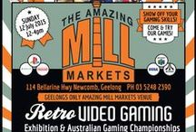 Amazing Mill Markets Events / See at a glance the ongoing events we have on the calendar!