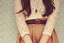 Clothes I Love / by Hannah Osborne