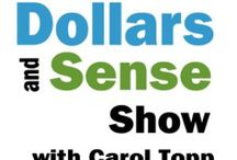 Dollars and Sense Podcast / Carol Topp talks about managing money in a family, micro business or homeschool group at http://DollarsAndSenseShow.com part of the http://UltimateHomeschoolRadioNetwork.com