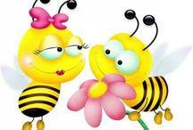 Bee & Love / We love Bee <3