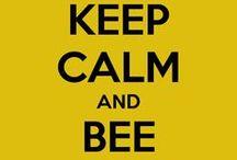 Bee & Keep Calm / Keep Calm