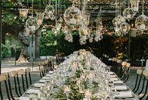 Boho Wedding Inspiration / Bohemian Wedding Inspiration for the free-spirted, chic, garden-loving bride.