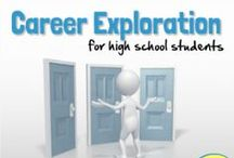 Career Exploration / Resources for teaching career exploration to high school students