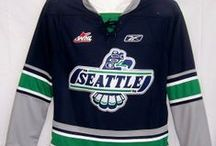 T-Birds Team Store / T-Birds items available online or at the ShoWare Center. http://store.seattlethunderbirds.com/home.php