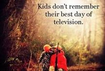 Camping with Kids / Ideas to make wonderful memories whilst camping with Children>