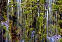 Waterfalls Waterfalls Waterfalls / Wonderful water, water and more water the elixir of life.