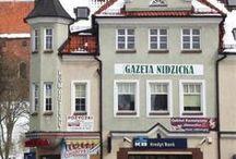 Nidzica - moje miasto / Kolekcja zdjęć z mojego rodzinnego miasta. Nie mieszkam w nim juz od lat ale tęsknie za nim.