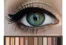 hair, makeup & skincare