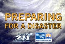Emergency Plans / Emergency prep for disasters, from everything like hurricanes to unemployment