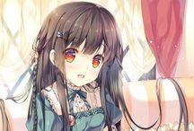/Anime~lovers /    <(^-^)> / ¿Buscais nekos,animes y cosas chibi?,pues estás en el lugar perfecto