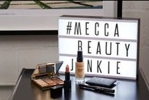 #MECCABeautyJunkie / Our most loved posts by our loyal Mecca customers. Created by absolute beauty lovers, express your love of cosmetics and become a #MECCABeautyJunkie.