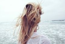 Blond hair & perfect body / cheveux, long, blond, cosy, sweet, surf, surfing, blond hair, perfect body, sea, surf girl