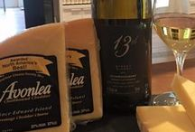 Wine & Cheese Pairings / 13th Street Winery & 13th Street Bakery both offer a great selection of Canadian artisan cheeses. Let us help you with the perfect pairing and making the ideal cheese board.