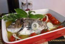 Pesce ☆ Crostacei  ☆ Molluschi