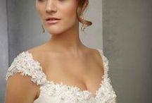 Ślub Agusi - suknie
