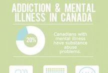 Addiction and Mental Health Facts / Addiction and mental health statistics and facts in Canada